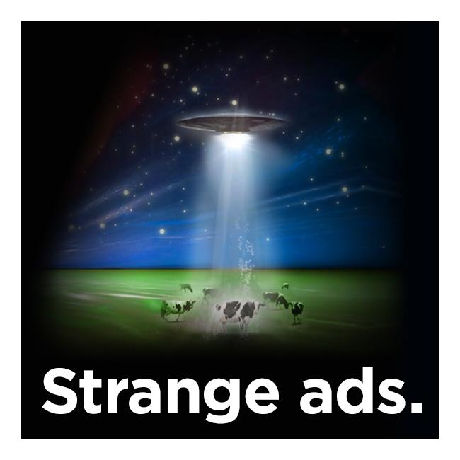 Strangeads
